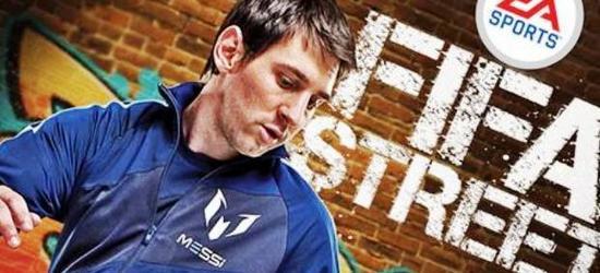 Messi FIFA Street