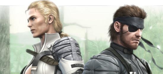 Metal Gear Solid: Snake Eater 3D art