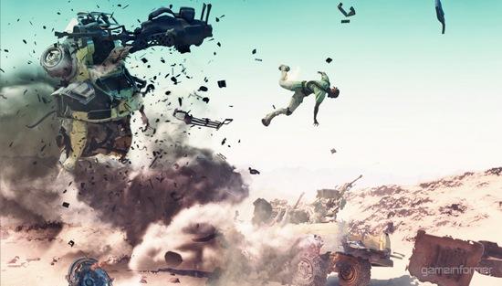 BioWare new game screen