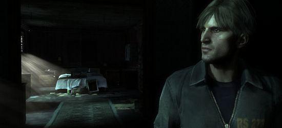 Silent Hill screen