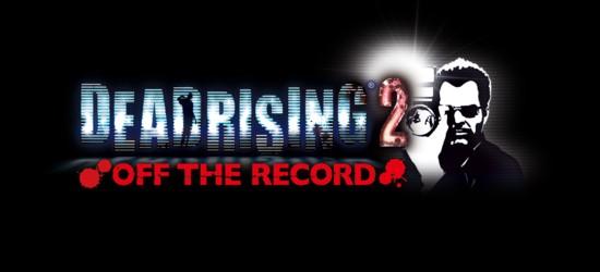 Dead Rising 2: Off the Record screen