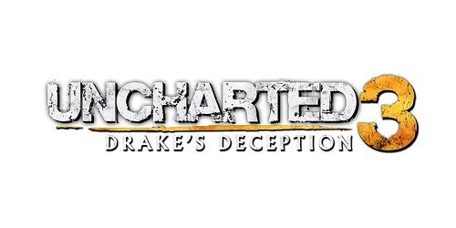 Uncharted 3 logo
