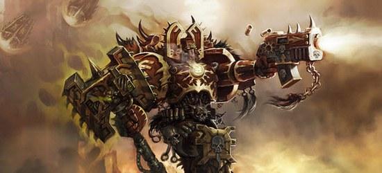 Warhammer 40K: Dark Millennium Online  art