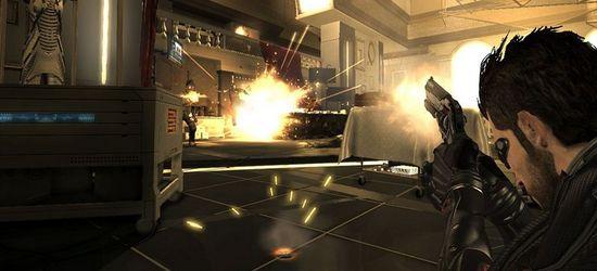 Missing Link DLC для Deus Ex: Human Revolution