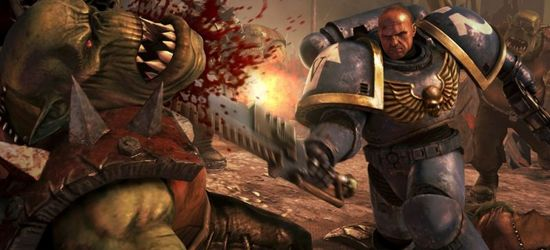 Warhammer 40.000: Space Marine screen