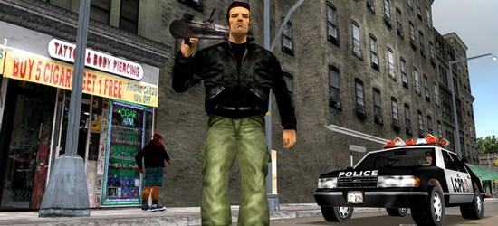 GTA 3 screen