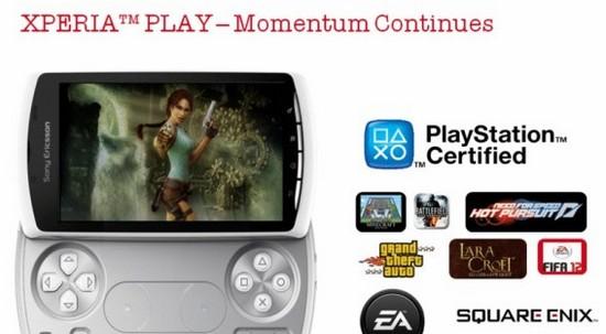 Grand Theft Auto появится на Xperia PLAY