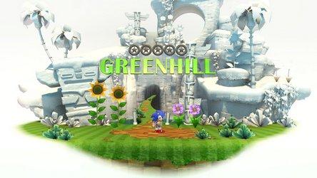 Sonic Generations art