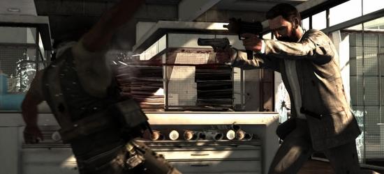 Max Payne 3 screen