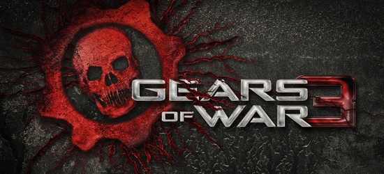 Gears of War 3 art logo