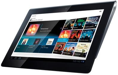 Sony Tablet S logo