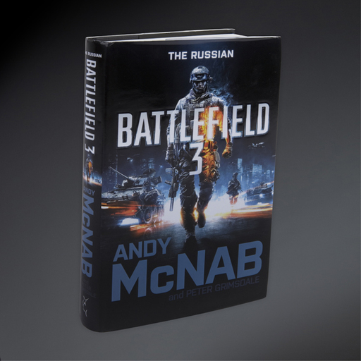 «Battlefield 3: Русский» cover