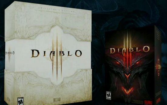Diablo III: Collector's Edition фото