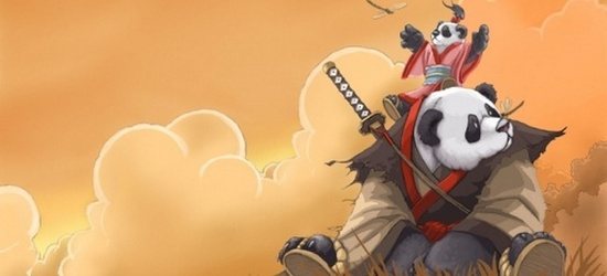 World of Warcraft: Mists of Pandaria screen