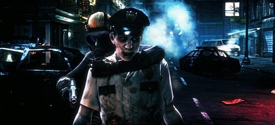 Resident Evil: Operation Raccoon City screen