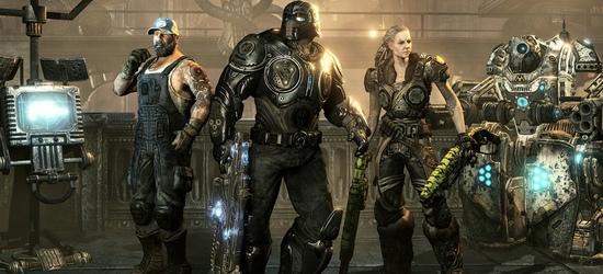 Horde Command Pack для Gears of War 3