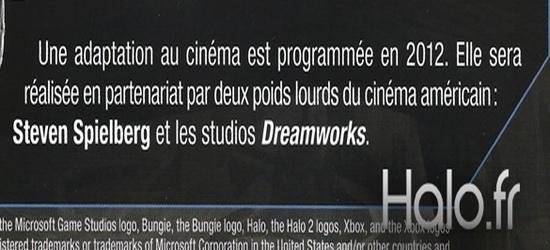 Halo movie rumor