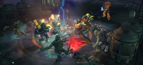 Warhammer 40,000: Space Marine screen