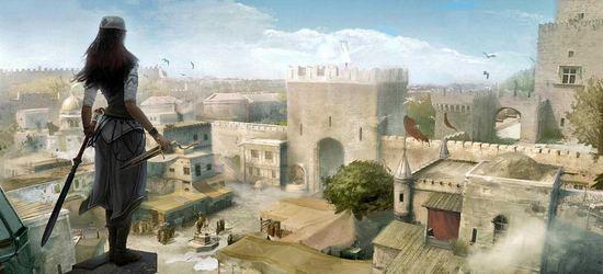 Assassin's Creed: Revelations art