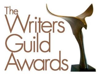 Writers' Guild Awards 2011 logo