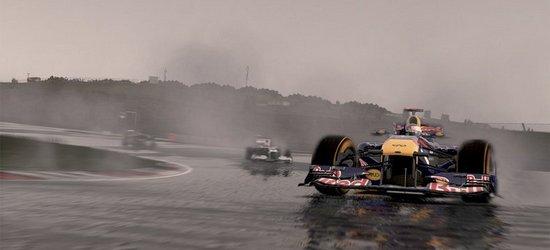 F1 2011 screen