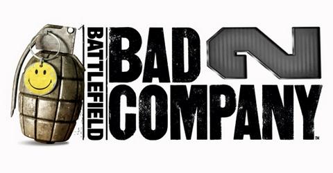 Battlefield: Bad Company 2 logo