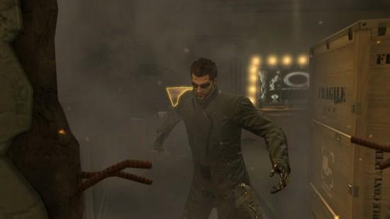 Deus Ex: Human Revolution screen