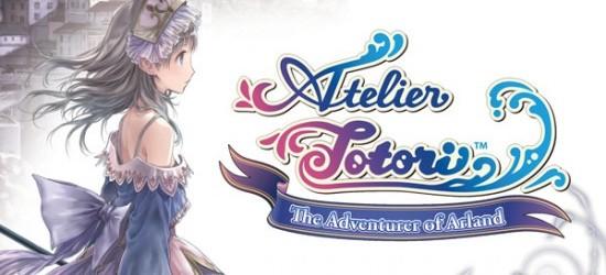 Atelier Totori: The Adventurer of Arland  art