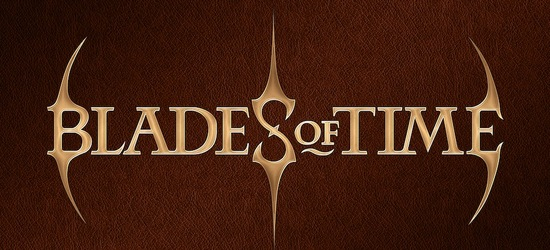 Blades of Time  logo