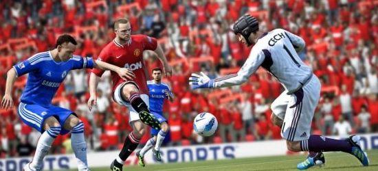 FIFA 12 screen