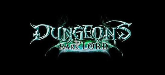 Dungeons: The Dark Lord  logo