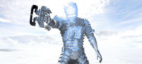 Dead Space 3 art