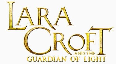 Lara Croft and the Guardian of Light  logo