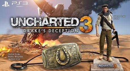 Uncharted 3 art