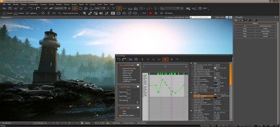 CryEngine 3 SDK screen