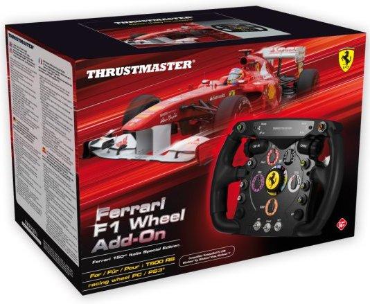 Ferrari F1 Wheel Add-On фото