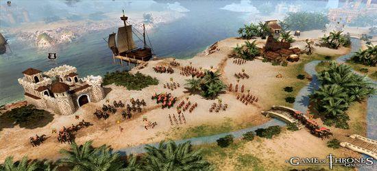 A Game of Thrones - Genesis  screen