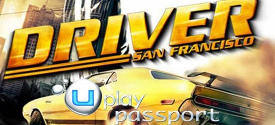 Driver: San Francisco Uplay Passport