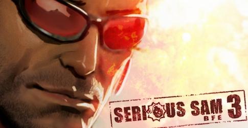 Serious Sam 3: BFE  logo