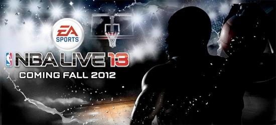 NBA Live 13 art