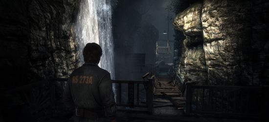 Silent Hill: Downpour screen