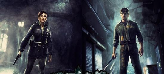 Silent Hill Downpour screen