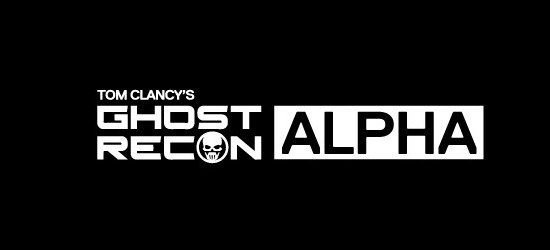Ghost Recon: Alpha logo