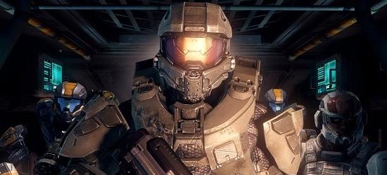 Halo 4 screen