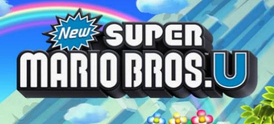 New Super Mario Bros. U logo
