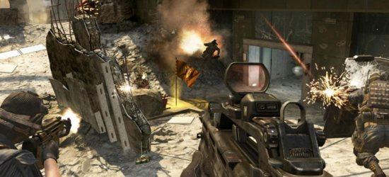 Call of Duty: Black Ops 2 screen