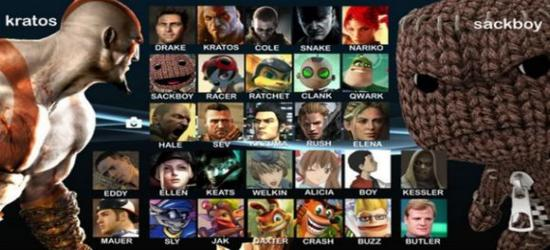 PlayStation All-Stars: Battle Royale screen