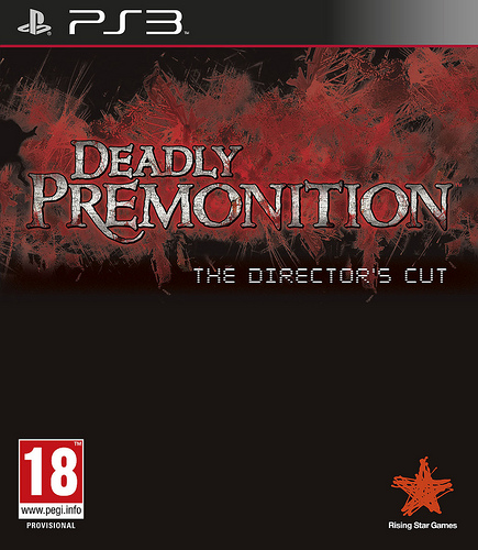 Deadly Premonition: The Director's Cut art