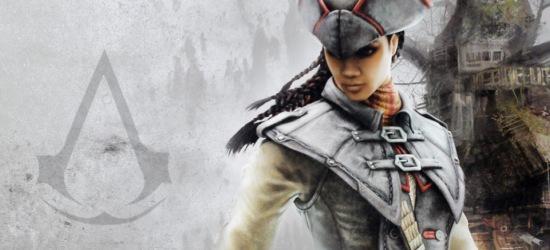 Assassin's Creed 3: Liberation  art