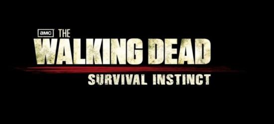 The Walking Dead: Survival Instinct logo